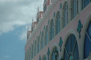 Aruba reseskildring Oranjestad