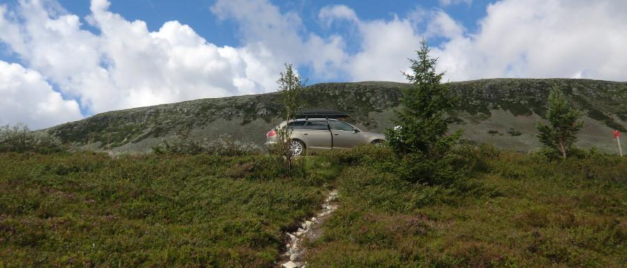 Idrefjällen 2011, Globetrottern