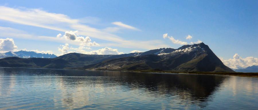 Hurtigruten, Norge 2014, Globetrottern
