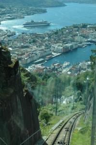 Norge Hurtigruten reseskildring