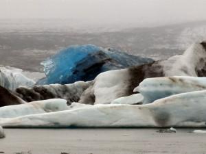 Island reseskildring Jökulsàrlòn glaciär lagun
