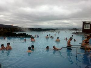 Island reseskildring naturbadet Jardbödin,Myvatn