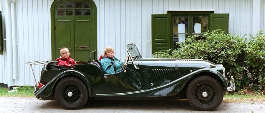 Morgan Tur på Svartsjölandet 2002, Globetrottern