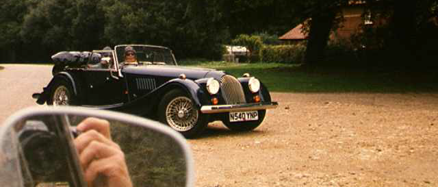Morgan tour On Single Track Roads 1996, Globetrottern