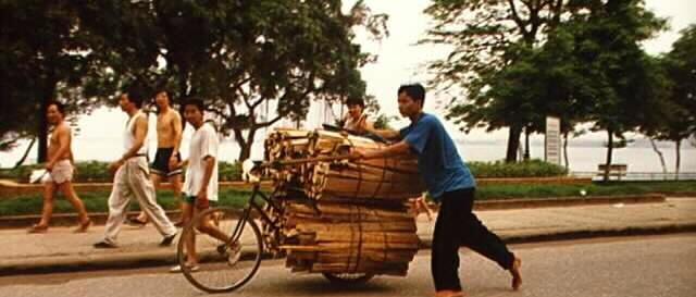 Vietnam 1997, Globetrottern