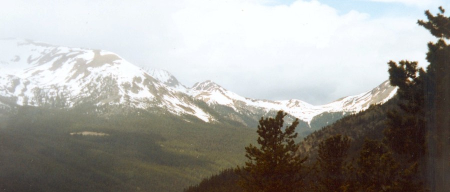 Colorado, USA 1995, Globetrottern