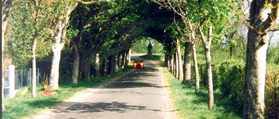 Loire 1992, Globetrottern