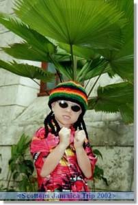 Jamaica reseskildring Anton