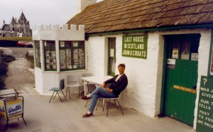 John O Croats - Last House in Scotland