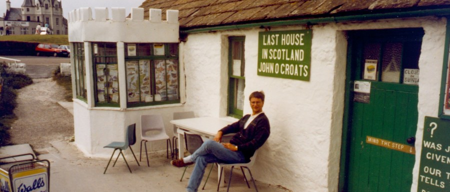 John O Croats - Last House in Scotland