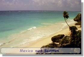 Mexico reseskildring Tulum