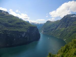 Norge Hurtigruten reseskildring 2014, Globetrottern