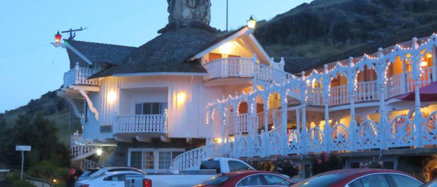 Madonan Inn i San Luis Obispo