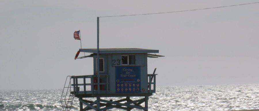 Venice Beach i Los Angeles