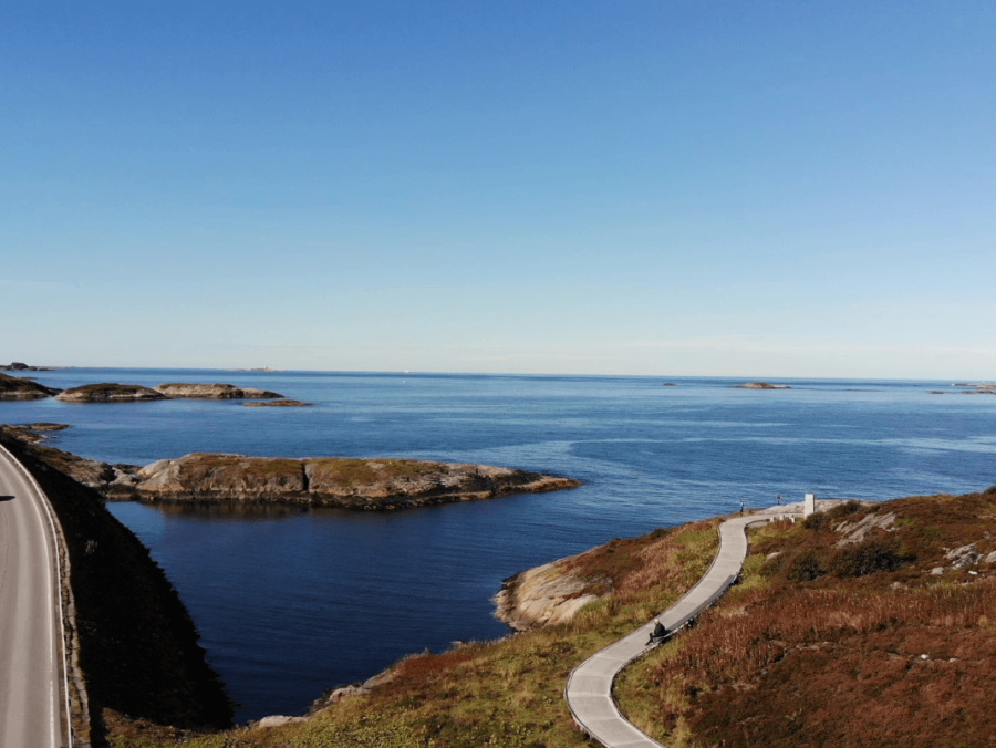 Atlanthavsvägen - Atlantic road - Atlanterhavsveien
