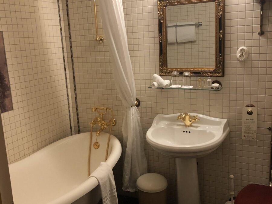 Fretheim hotel, FLÅMS Historic room