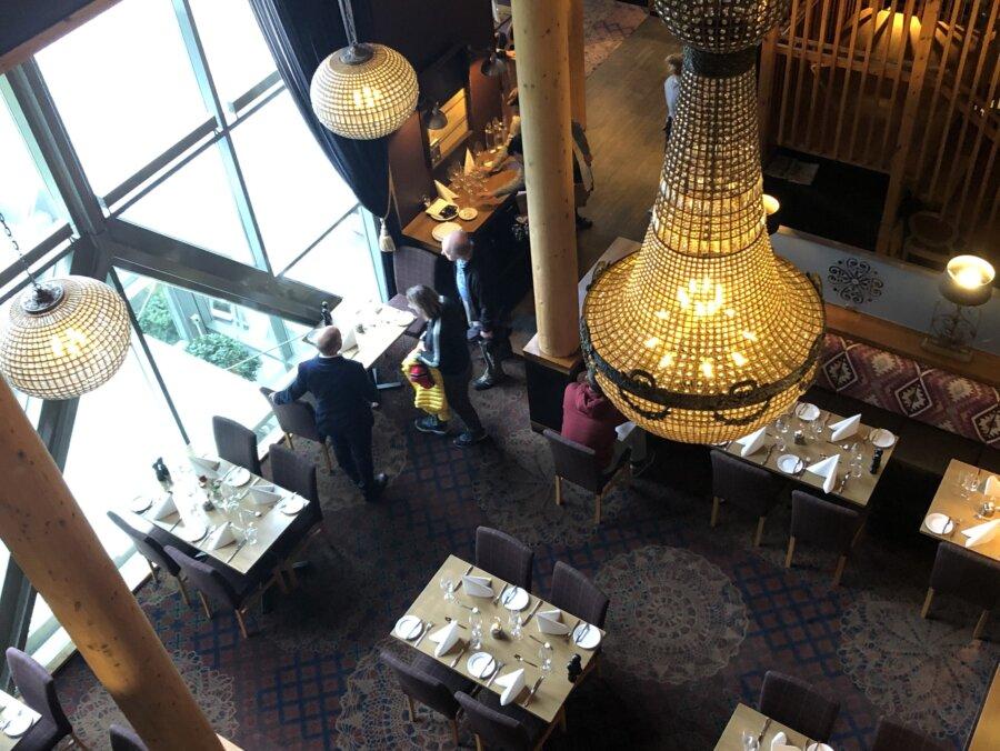 Fretheim hotel, FLÅMS Restaurant