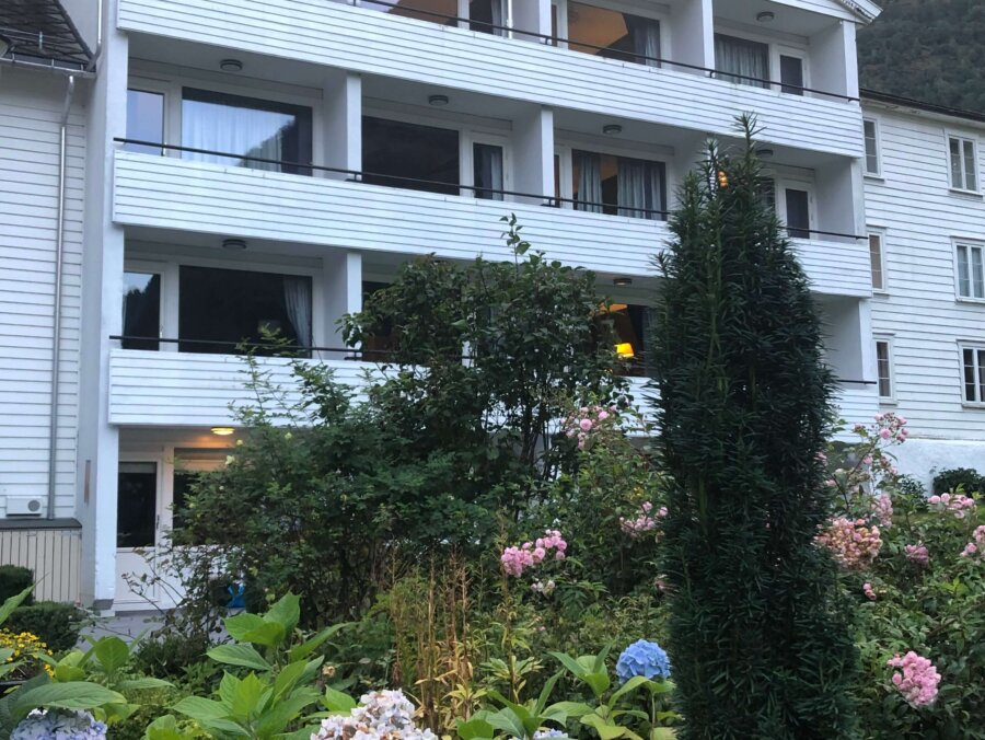 Fretheim hotel, FLÅMS