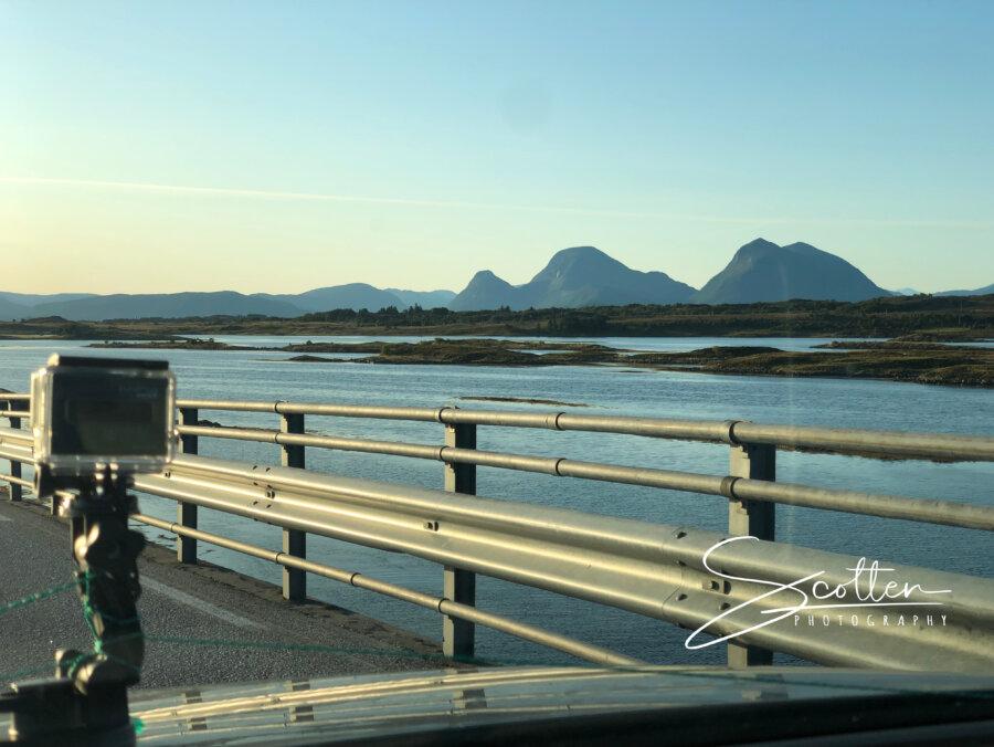 Leaving Veiholmen