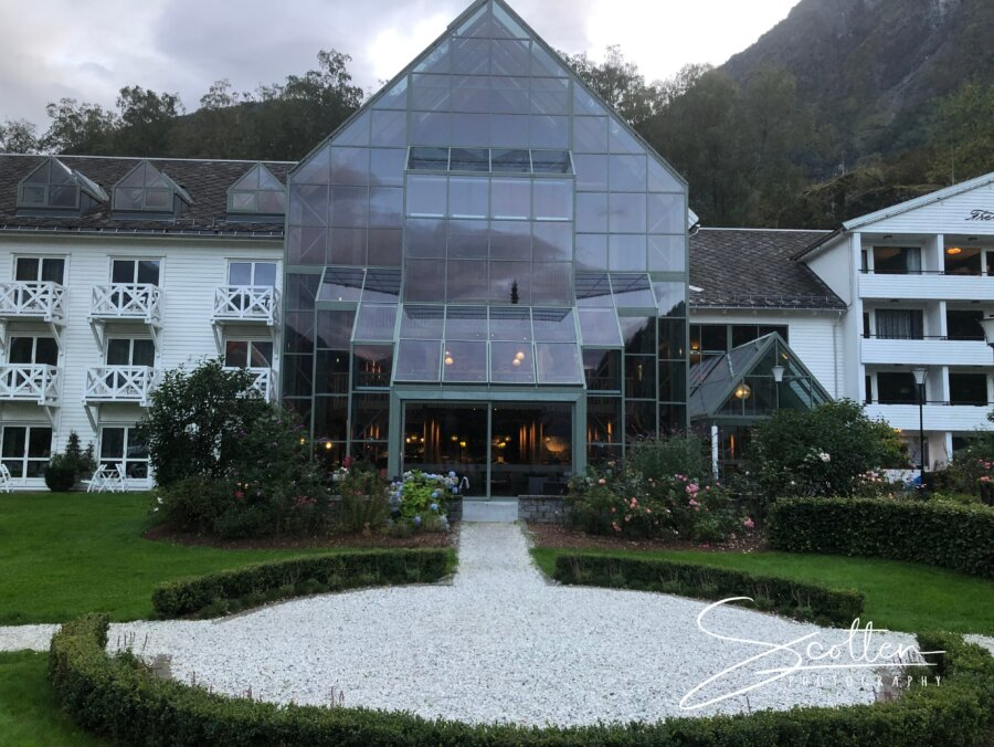 Fretheim hotel,FLÅM